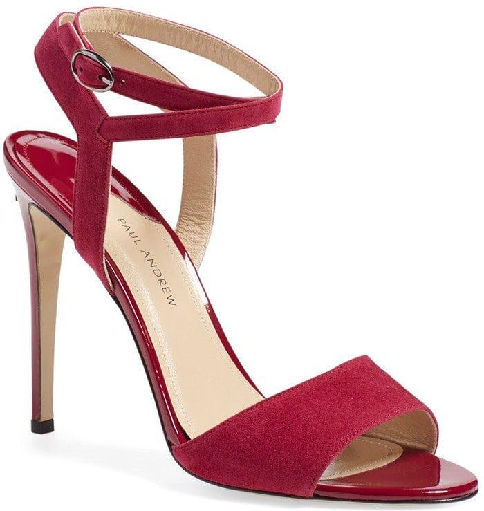 Paul Andrew 'Laura' Ankle Strap Sandal