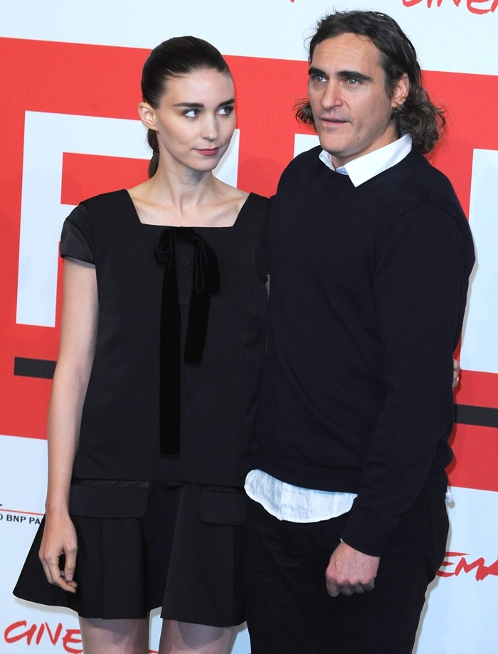 Rooney Mara and Joaquin Phoenix started dating in 2016 after meeting in 2012 on the set of the 2013 movie Her