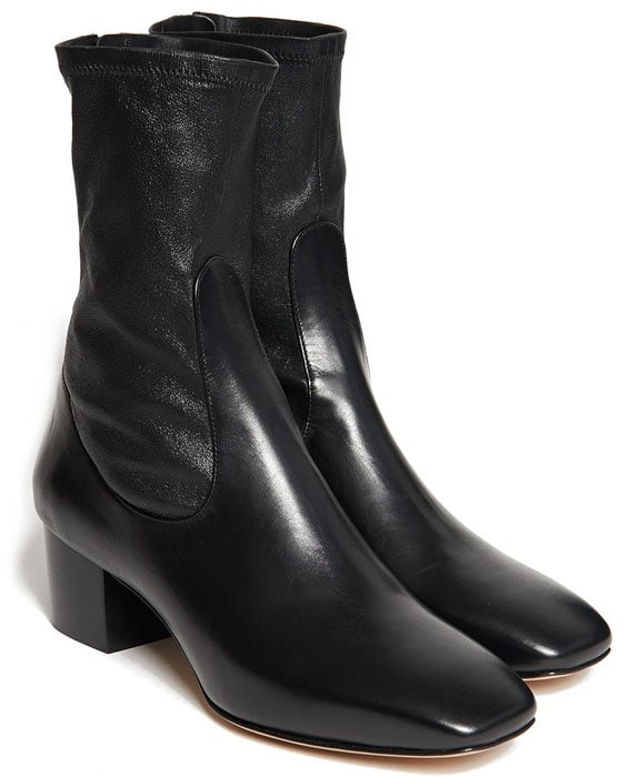 Sandro Amele boots