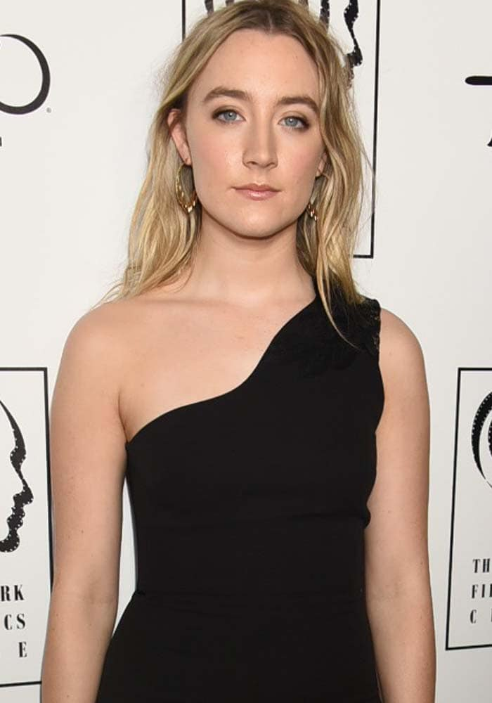 Saoirse Ronan NYFCC Awards Sophia Webster 1