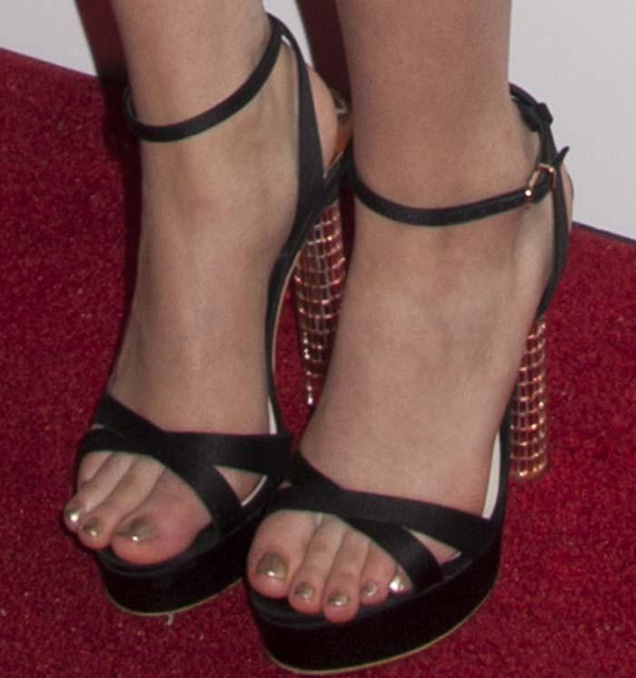 Saoirse Ronan NYFCC Awards Sophia Webster 2