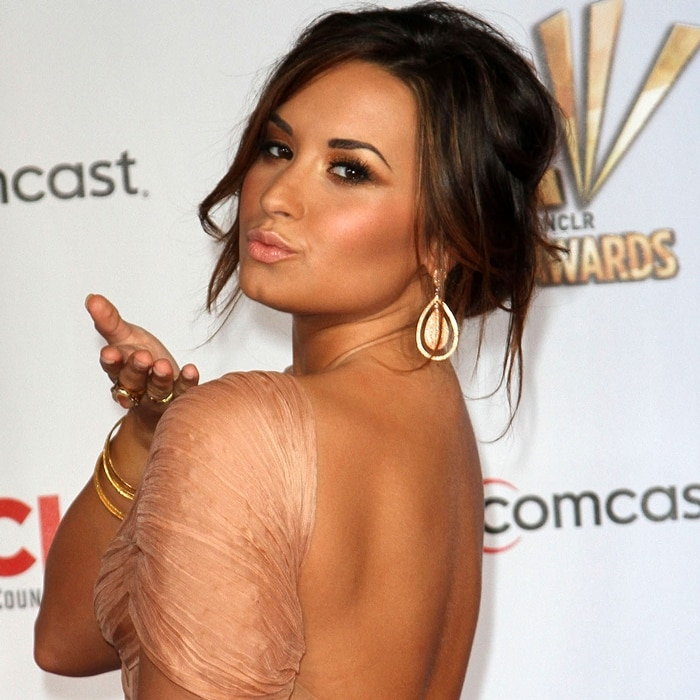 Playing the titular role in the Disney Channel original series Sonny with a Chance (2009–2011), Demi Lovato won Favorite TV Actress – Leading Role in a Comedy at the 2011 NCR ALMA Awards