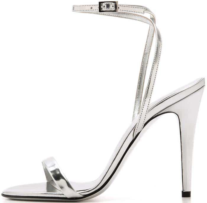 "Tamara Mellon ""Lipstick"" Sandals"