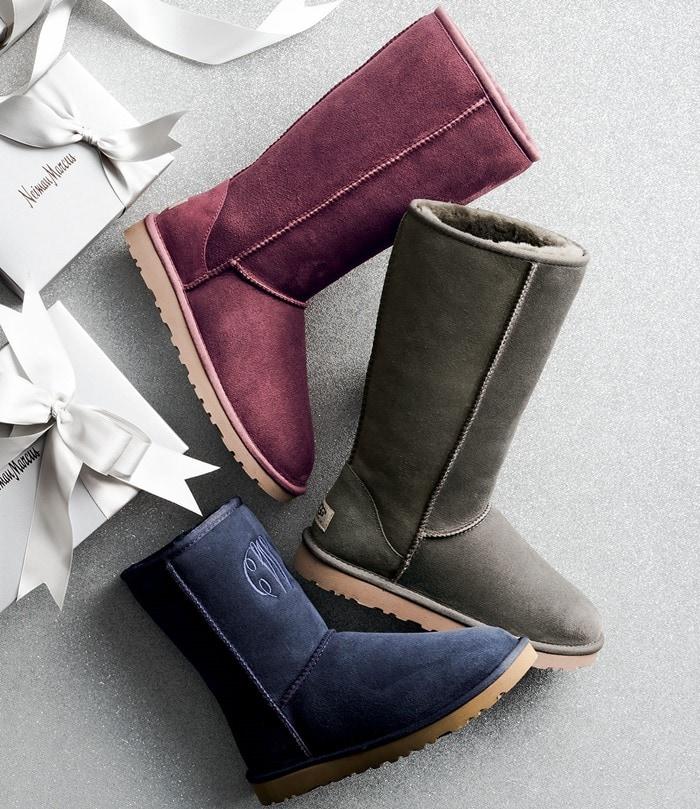 UGG Australia Sheepskin Boots