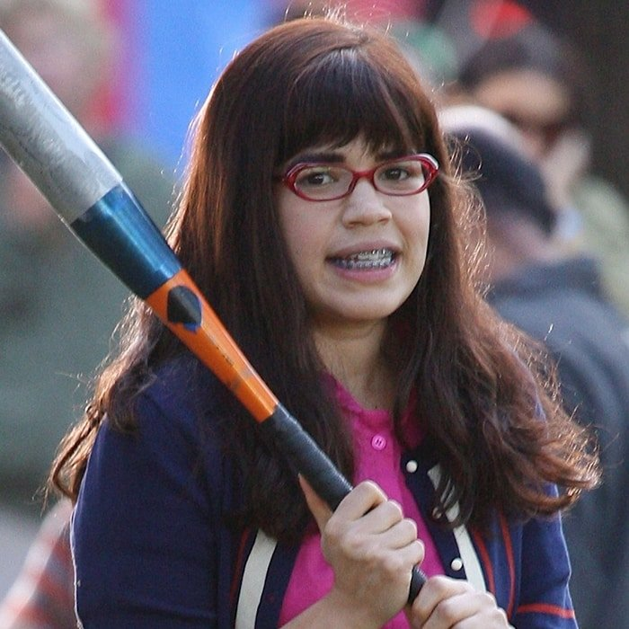 Ugly Betty actress America Ferrera starred as Betty Suarez, a Mexican American woman known for her adult braces