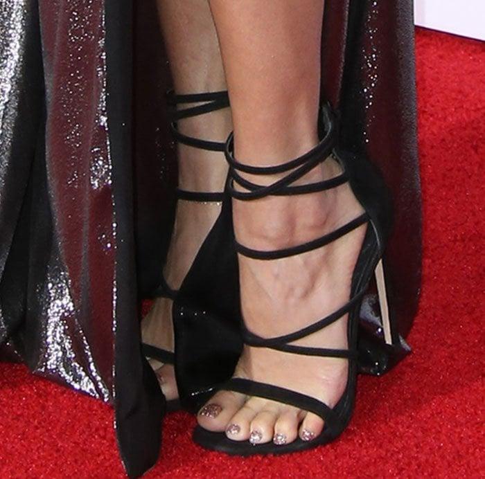Vanessa-Hudgens-Stuart-Weitzman-Myex-Strappy-Sandals