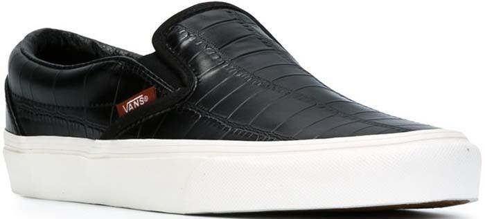 Vans Croc Slip-On Sneakers