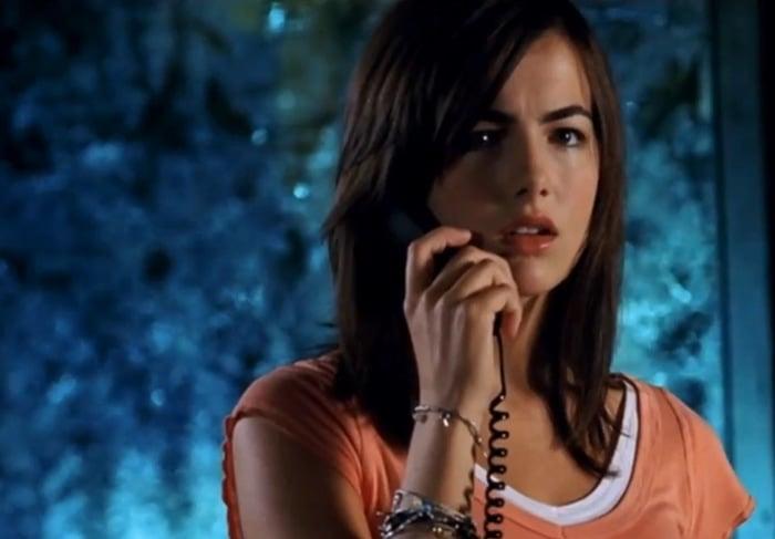 Camilla Belle as Jill Johnson in When a Stranger Calls