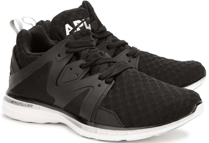 APL Ascend Black Trainers