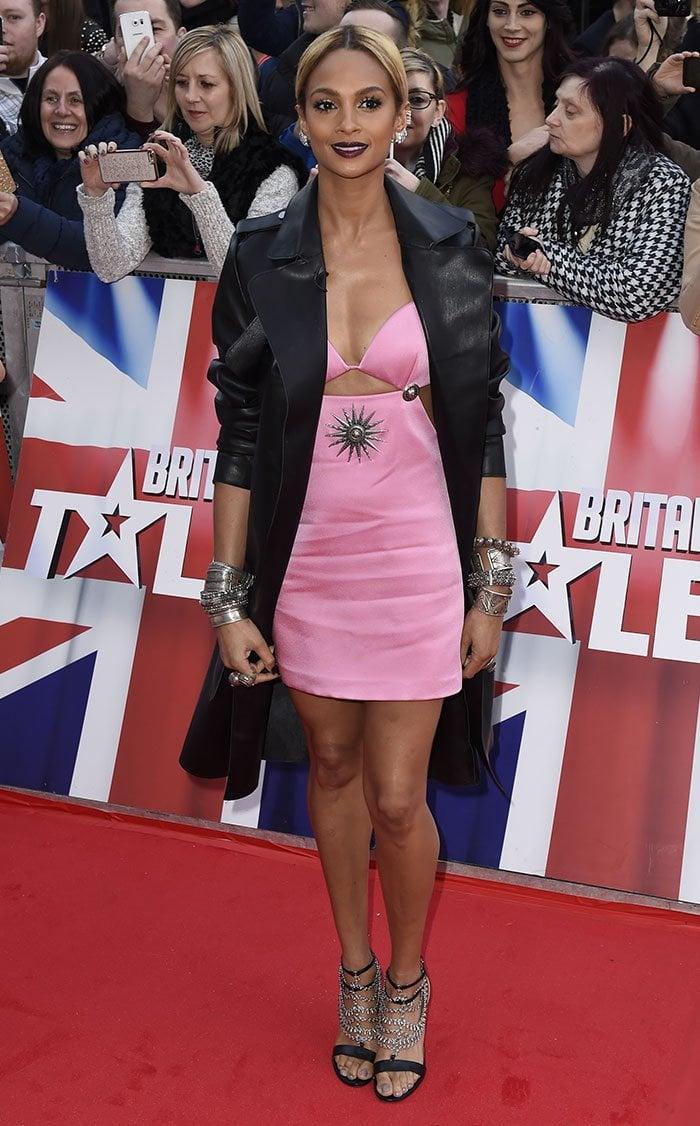Alesha-Dixon-Britain's-Got-Talent-Birmingham-Auditions
