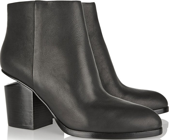 ]Alexander-Wang-Gabi-Cutout-Leather-Ankle-Boots