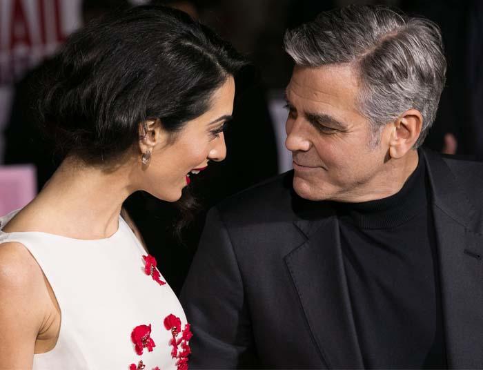 Amal Clooney Hey Caesar Christian Dior 4
