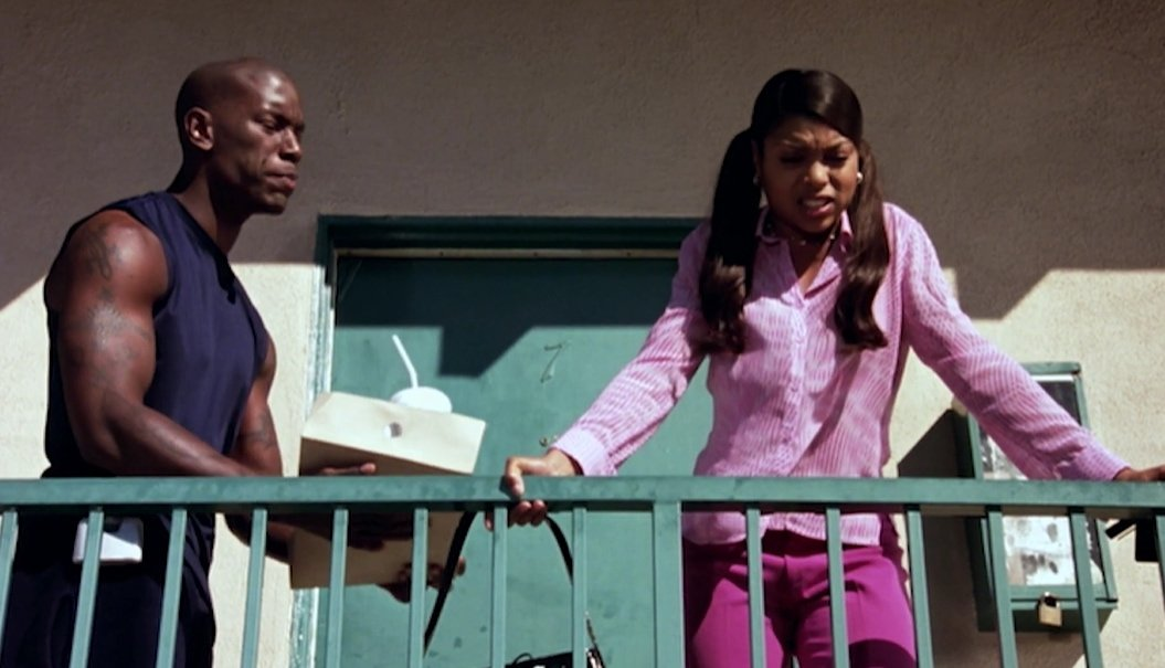 Baby Boy was the film debut of actress Taraji P. Henson and R&B singer Tyrese Gibson