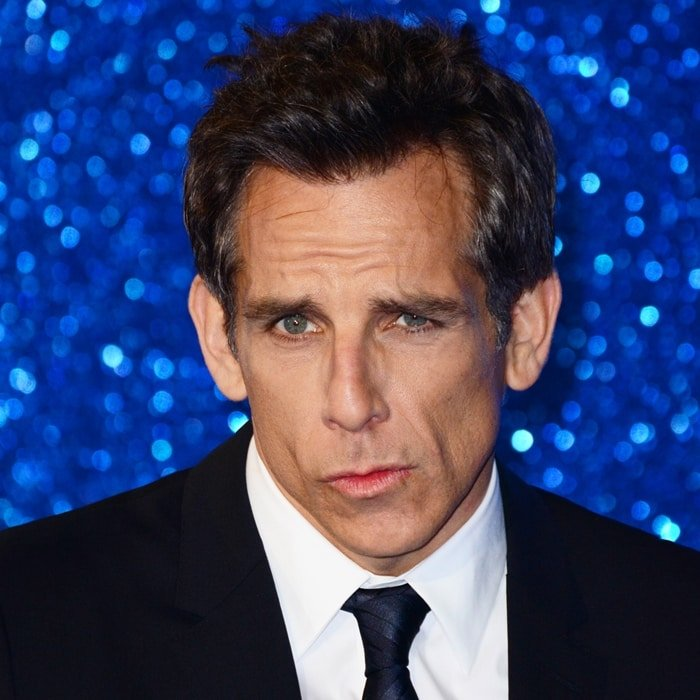 Ben Stiller popularized Blue Steel pose as the title character in Zoolander