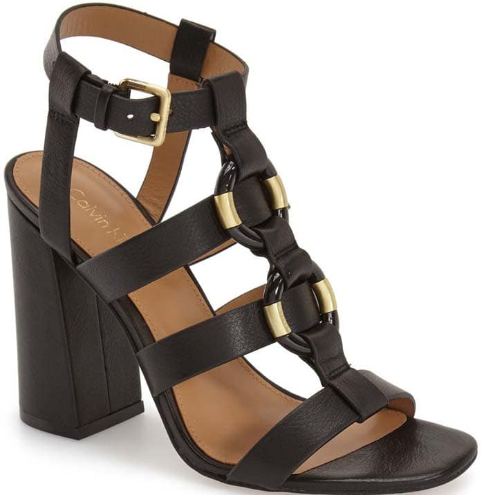 Calvin Klein 'Lindy' Sandal