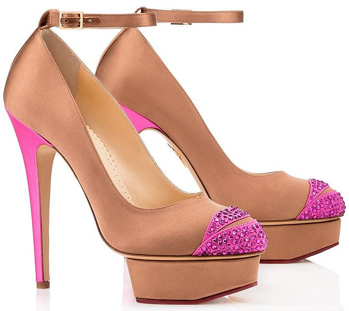 Charlotte Olympia Kiss Me Dolores