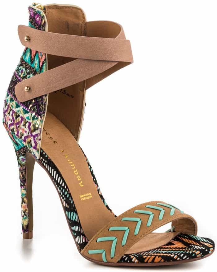 Chinese Laundry Levita Geometric Dress Sandals