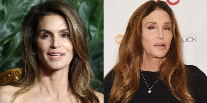Cindy Crawford was reportedly mistaken for Caitlyn Jenner at the British Fashion Awards
