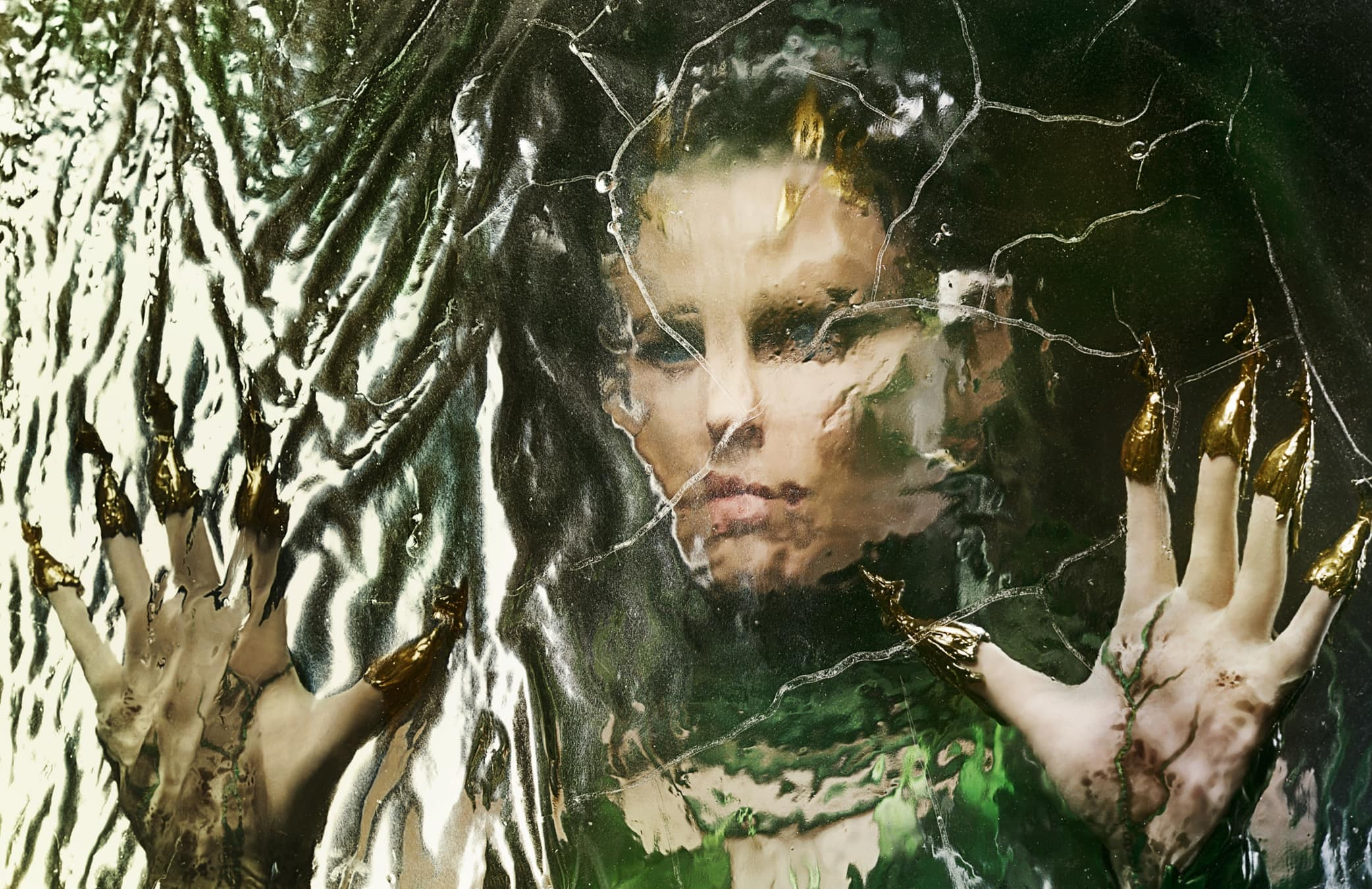 Elizabeth Banks as Rita Repulsa, the former Green Ranger who went rogue and killed her old team before being subdued by Zordon for millions of years