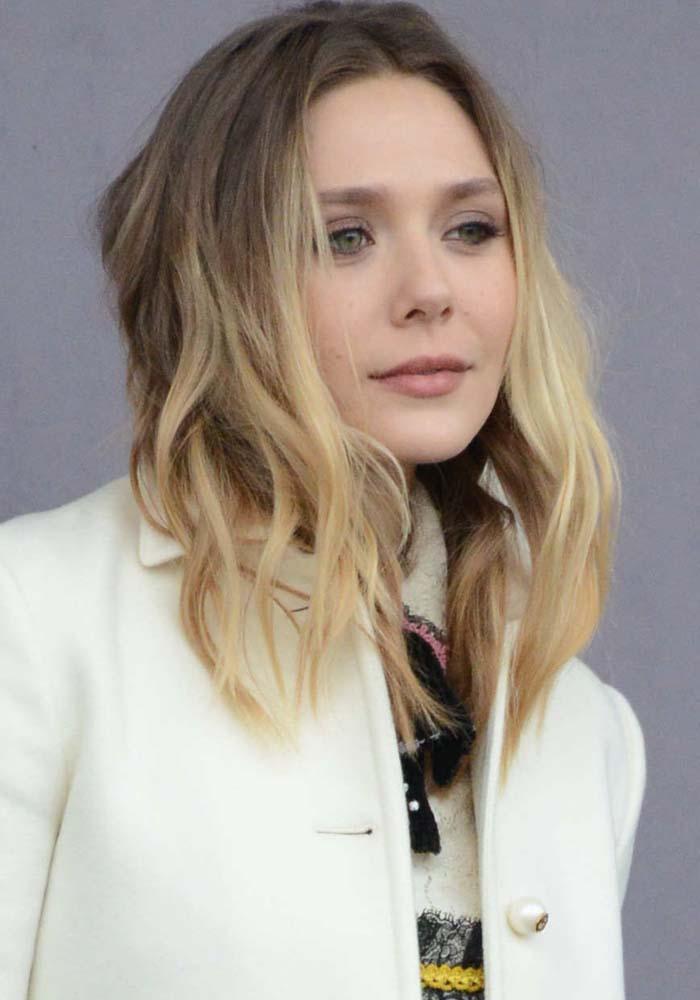 Elizabeth Olsen MFW Gucci 1