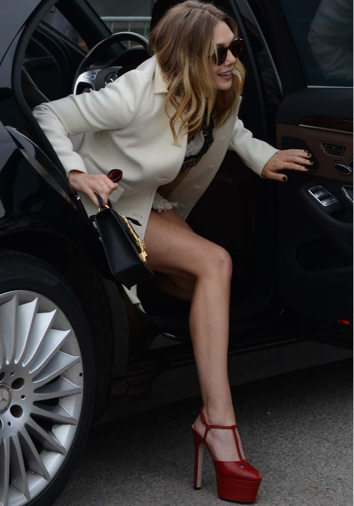 Elizabeth Olsen MFW Gucci 4
