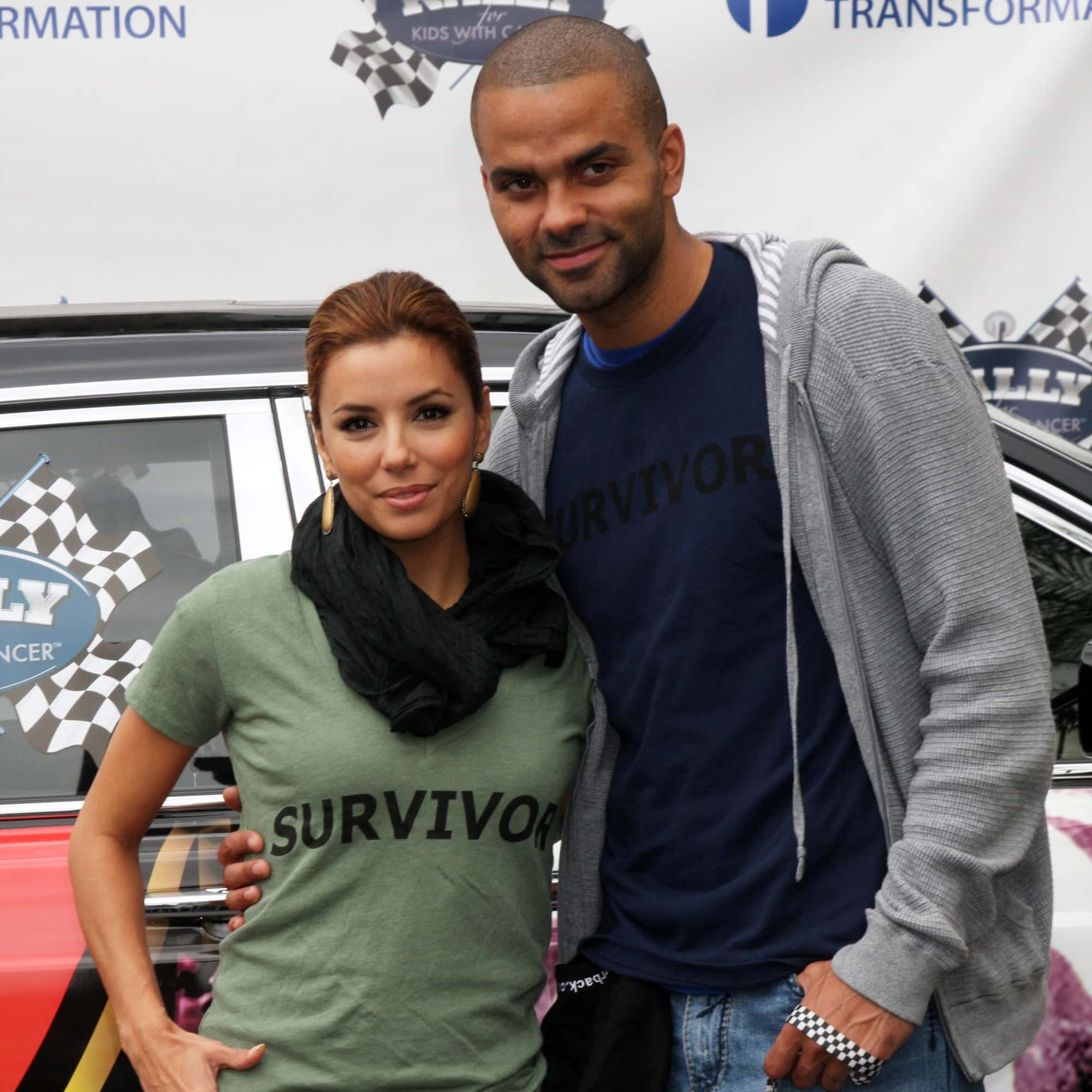 Eva Longoria and Tony Parker started dating after meeting in November 2004 after a San Antonio Spurs game