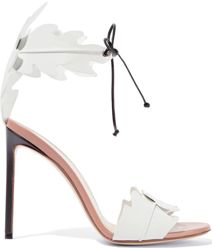 Francesco Russo Leather sandal