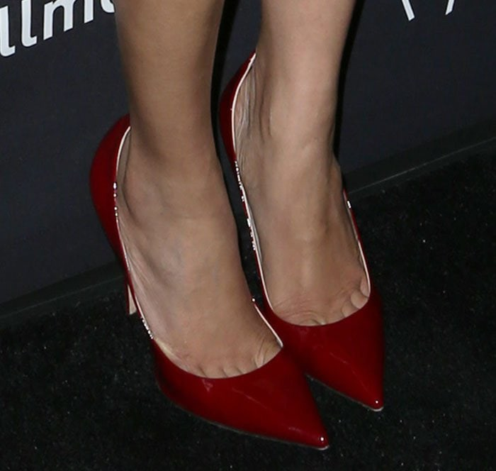 Freida-Pinto-Red-Patent-Pointy-Pumps