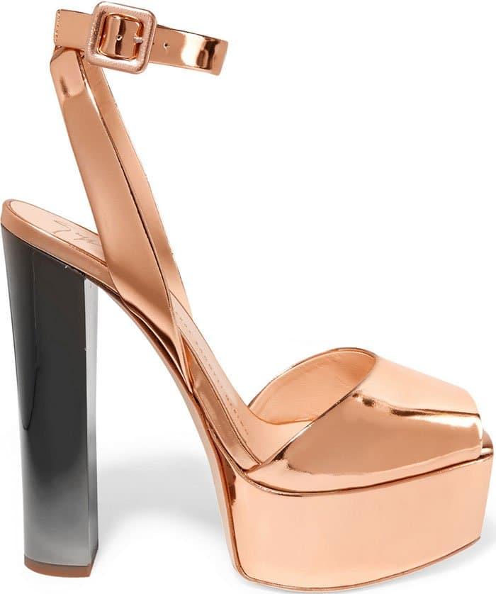 Giuseppe-Zanotti-Mirrored-Leather-Platform-Sandals