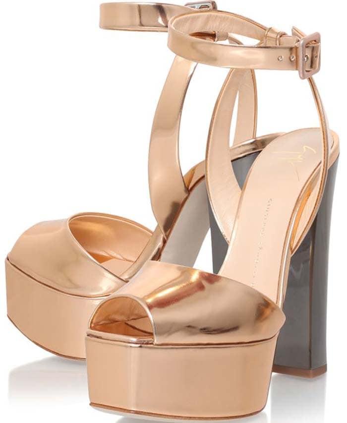 Giuseppe Zanotti 'Nicara' 140 Sandal