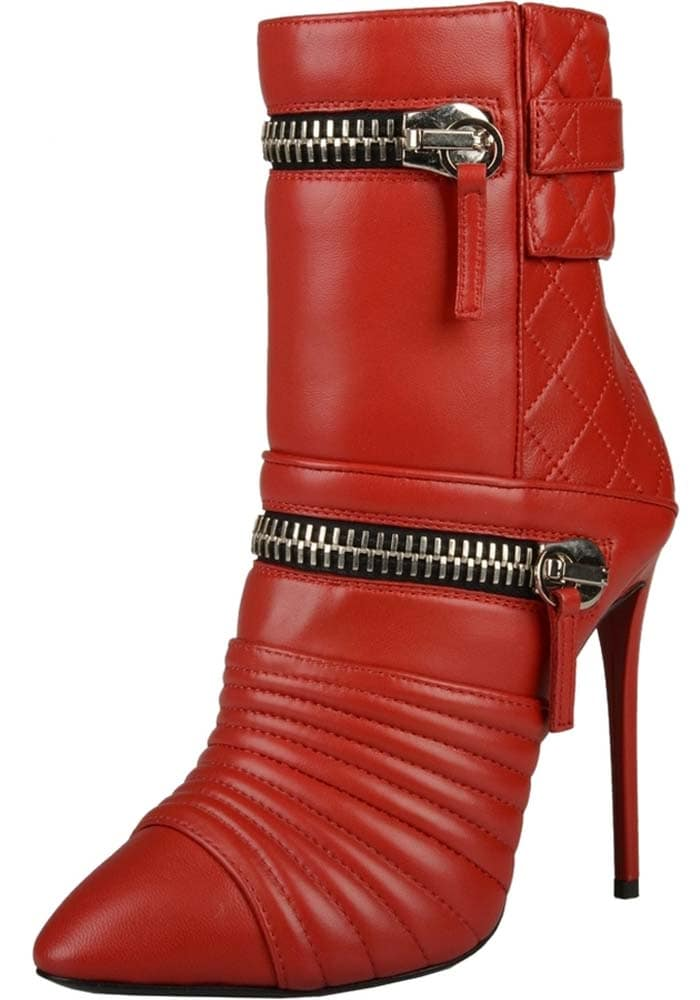 Giuseppe Zanotti Zip Boots