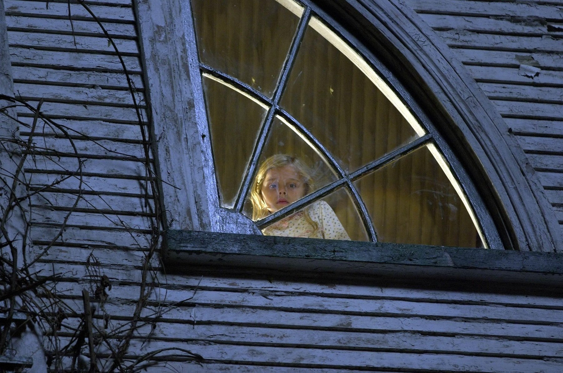 Chloë Grace Moretz was 7 years old when filming the supernatural horror film The Amityville Horror as Chelsea Lutz