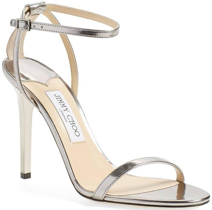 Jimmy-Choo-Minny-Metallic-Sandals
