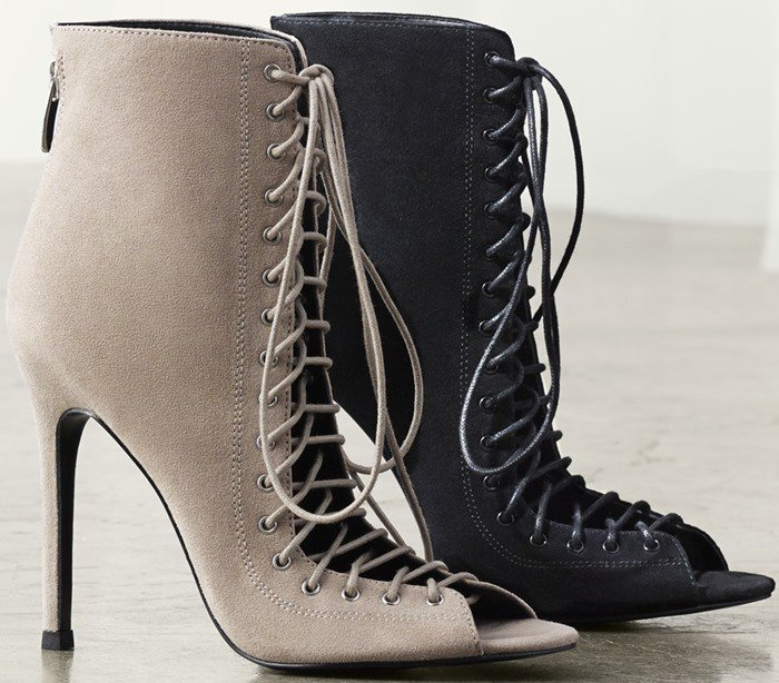 KENDALL KYLIE 'Ginny' Lace-Up Sandal