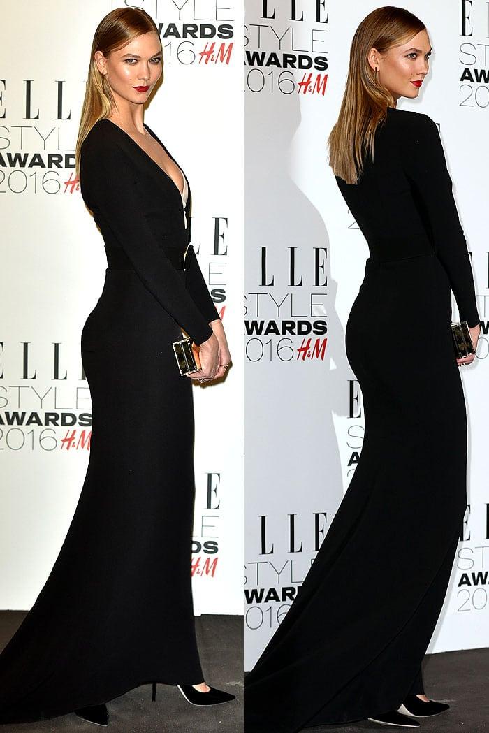 Karlie Kloss 2016 Elle Style Awards 4