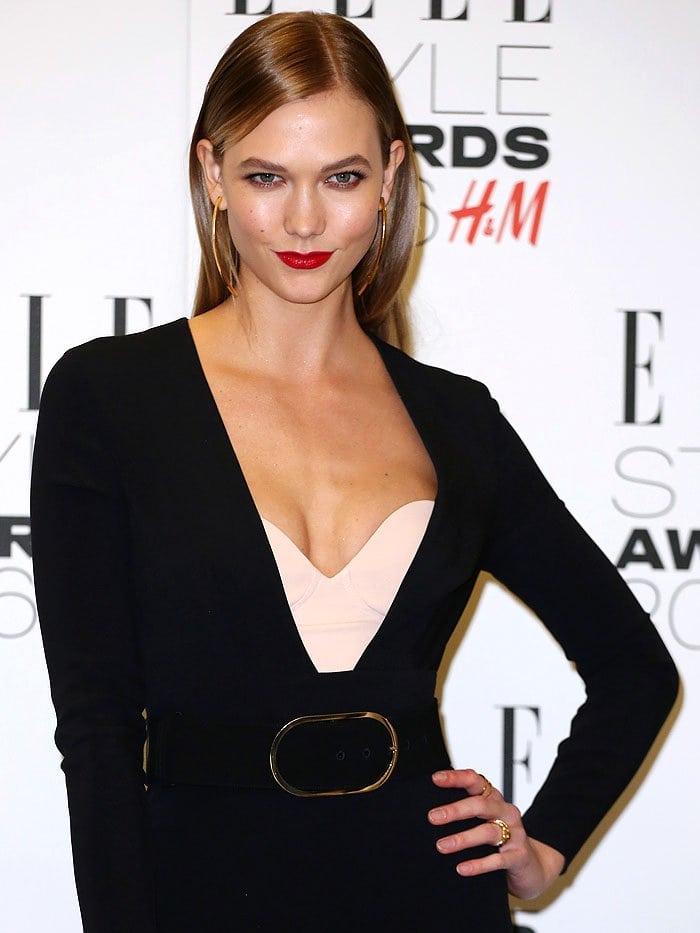 Karlie Kloss 2016 Elle Style Awards