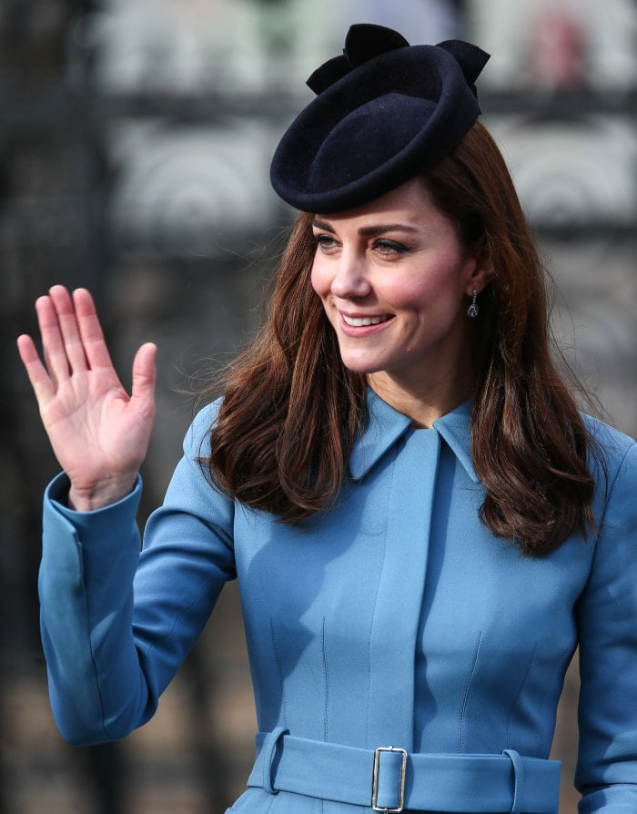 Duchess of Cambridge Rupert Sanderson Pumps 1