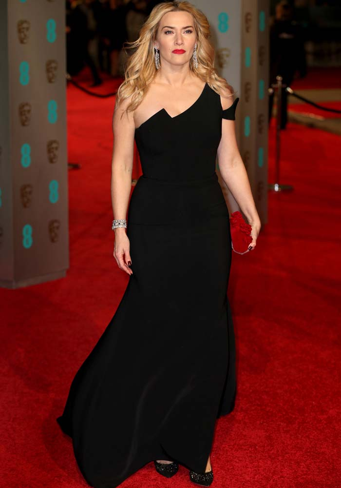 Kate Winslet BAFTA Jimmy Choo 2