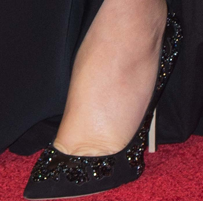 Kate Winslet BAFTA Jimmy Choo 3