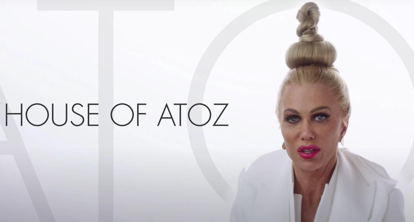 Kristen Wiig as Alexanya Atoz, Queen of Haute Couture in Zoolander 2