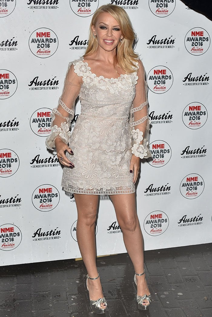 Kylie-Minogue-NME-Awards-2016