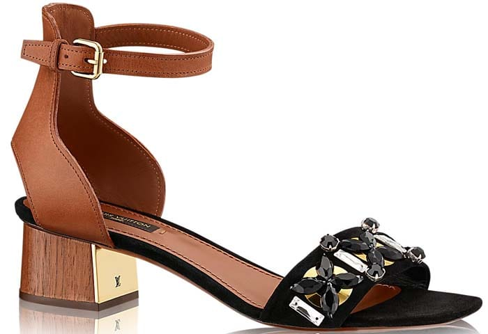 Louis Vuitton Artful Sandal