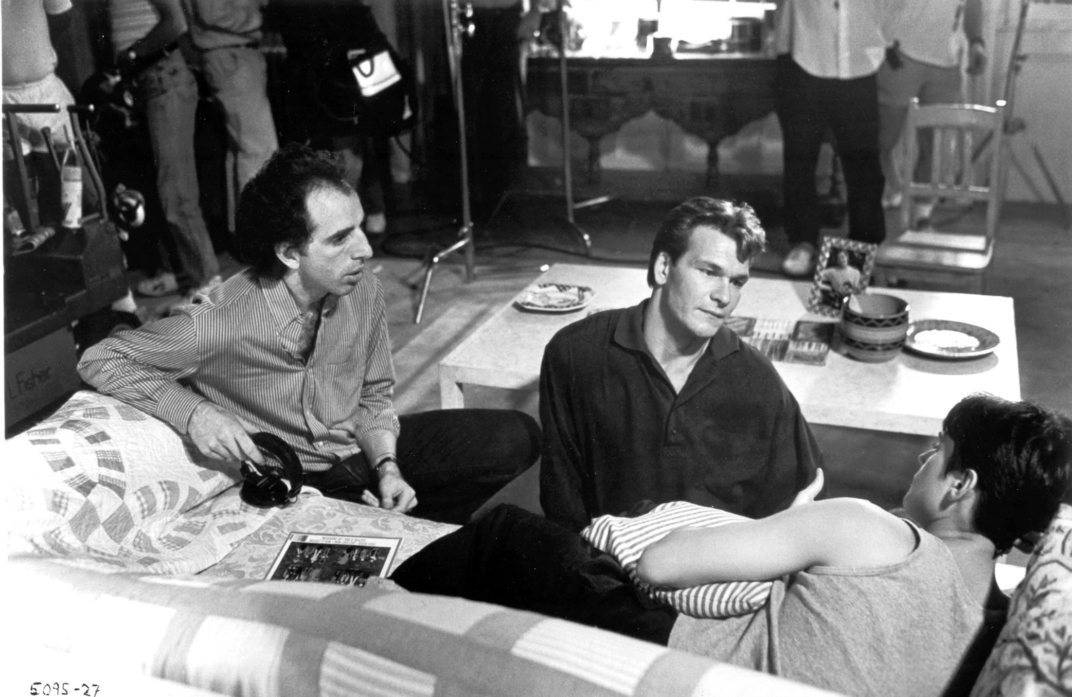 Ghost was the first film Jerry Zucker directed on his own