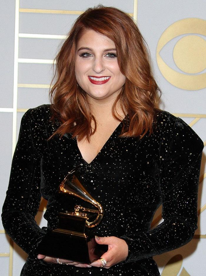 Meghan-Trainor-Best-New-Artist-Grammy-Awards