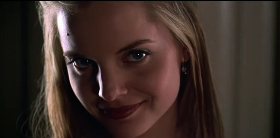Mena Suvari garnered critical acclaim for her role as a teenage temptress in the 1999 film American Beauty