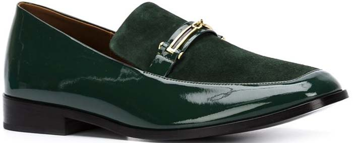 Newbark Melanie Loafers Lizard Green