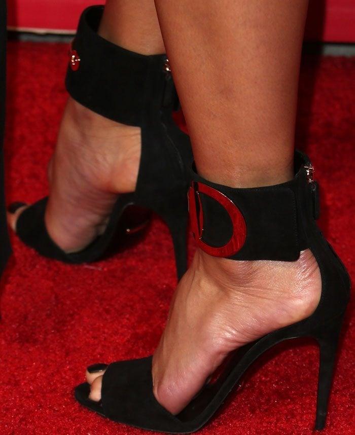 Nicole Scherzinger MusiCares Gucci 3