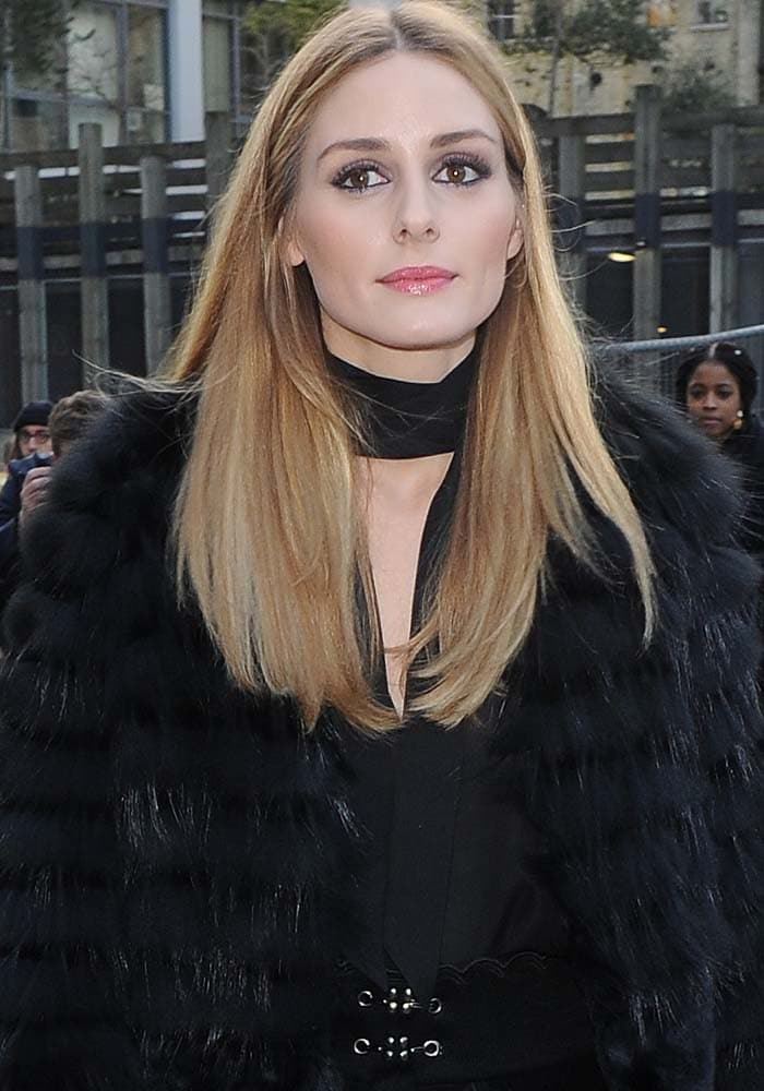 Olivia Palermo LFW Two Looks Tory Burch 4
