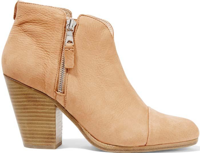 Rag Bone Margot Ankle Boots Sand