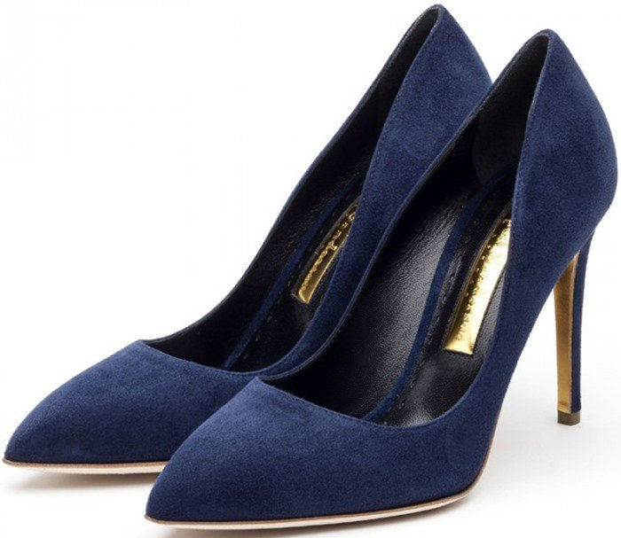 Rupert Sanderson Malory 100mm High Heel Pumps